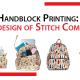 Handblock printing